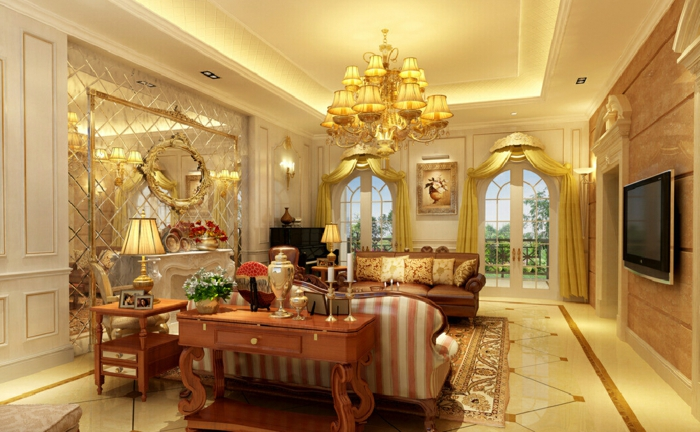 farbe-gold-in-der-einrichtung-wunderschönes-ambiente