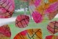 Fensterdeko zum Herbst: kreative Vorschläge!