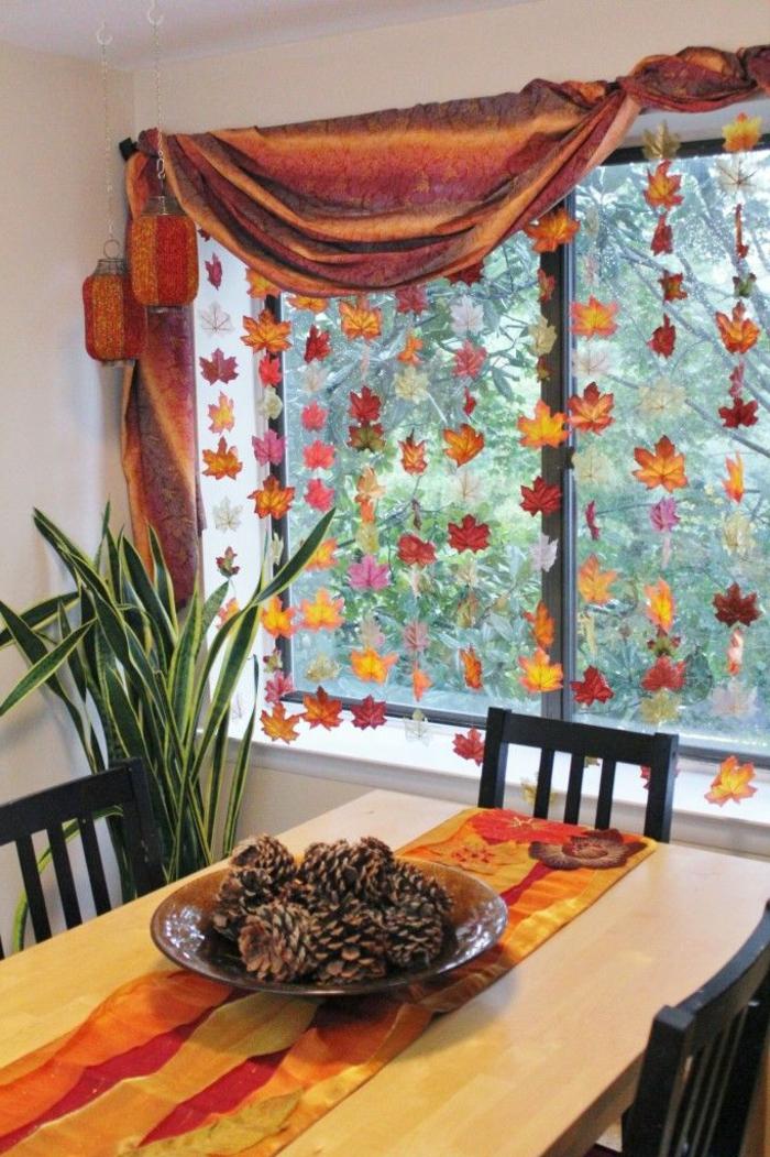 deko furs wohnzimmer selber basteln