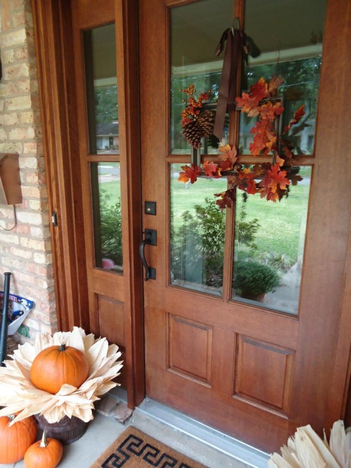 Fensterdeko Zum Herbst Kreative Vorschl Ge