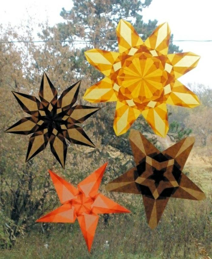 fensterdeko-zum-herbst-orange-und-gelb-kombinieren