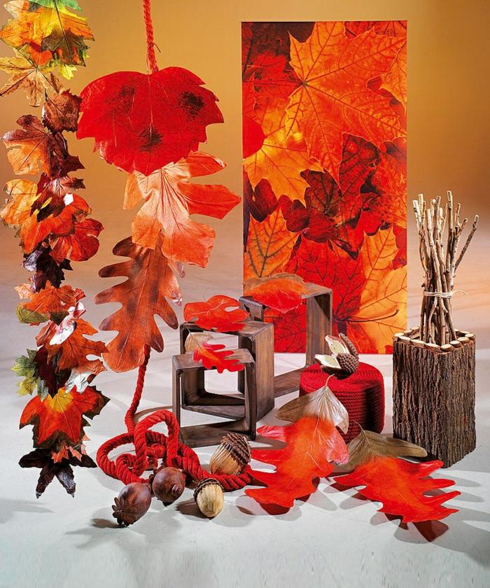 Fensterdeko zum herbst kreative vorschl ge for Halloween zimmerdeko