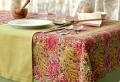 52 wunderschöne Modelle von Leinen Tischdecke