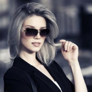 Graue Haare - der neue Trend