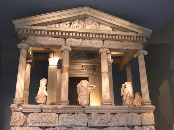 griechische-architektur-großartige-gebäude