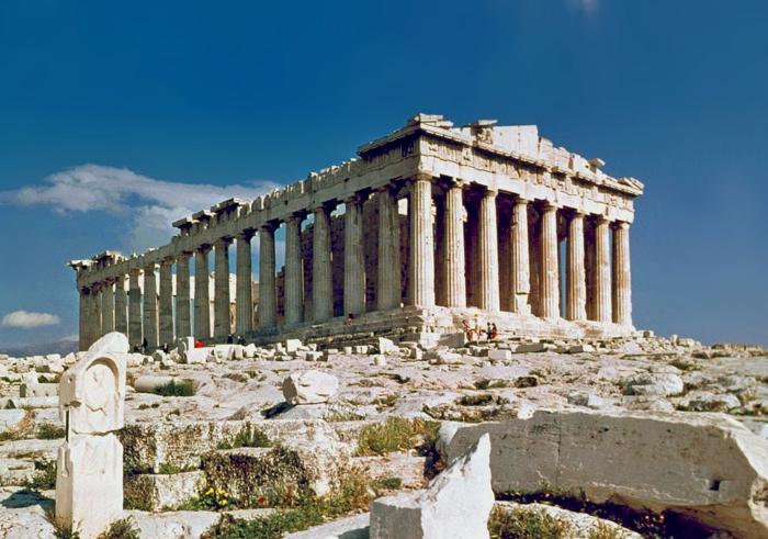 griechische-architektur-meisterstück-schaffen