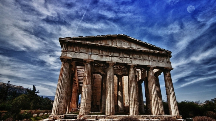 Warum wird griechische architektur hoch gesch tzt for Griechische wohnideen
