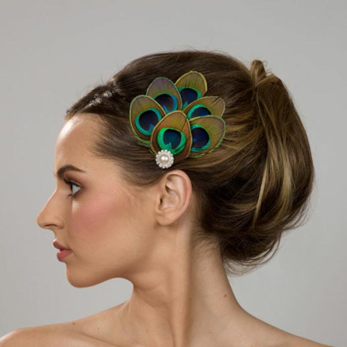 haar- accessoires-super-elegante-schöne-frisur