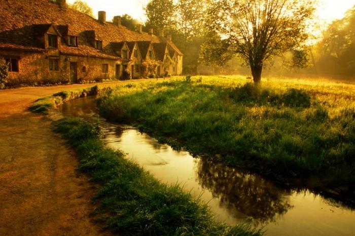 hintergrundbilder-zum-herbst-grünes-gras