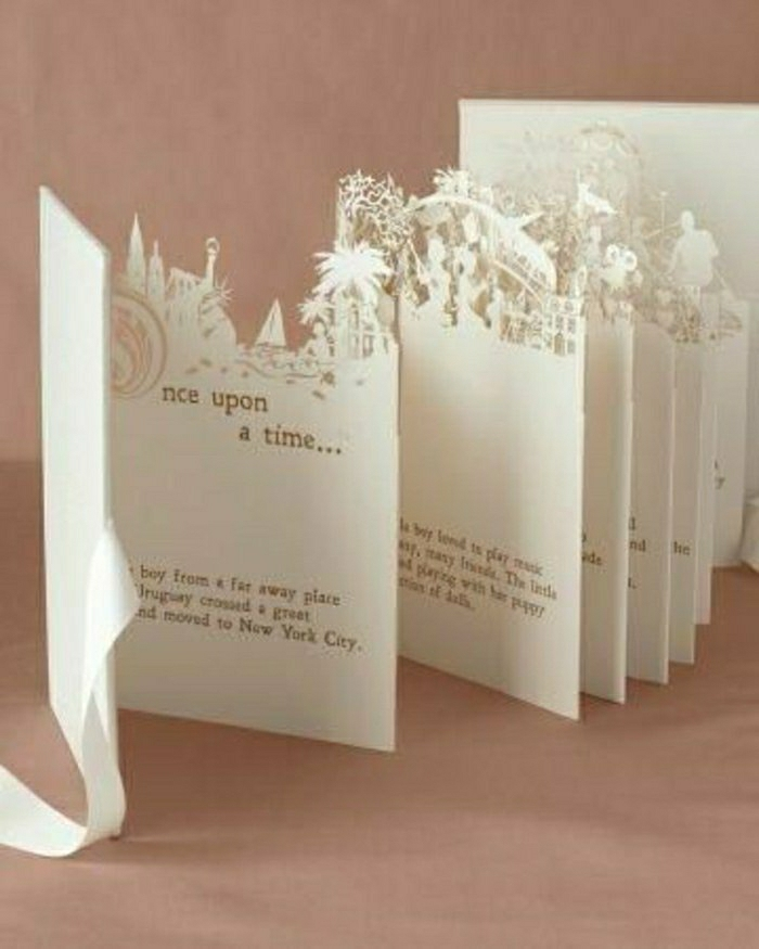 hochzeitseinladung-Papier-super-kreatives-Design-märchenhaft-Märchen ...