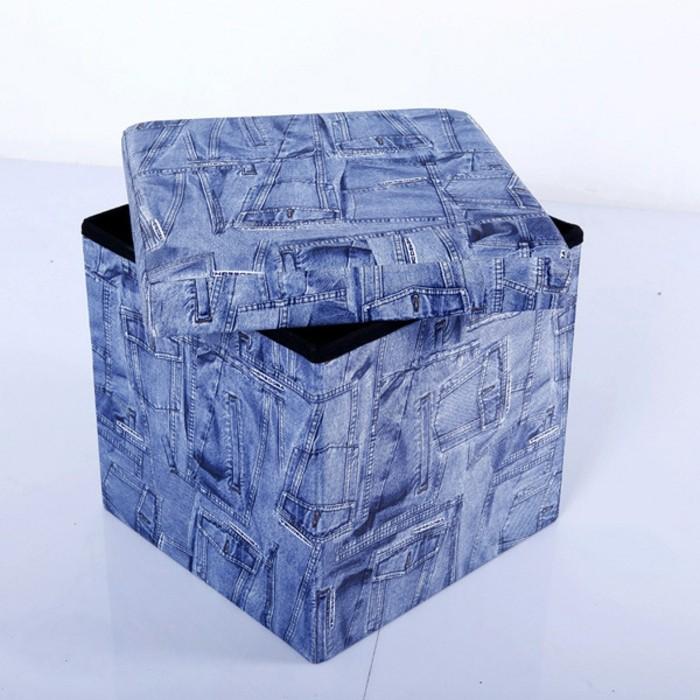 hocker-mit-stauraum-blaue-gestaltung