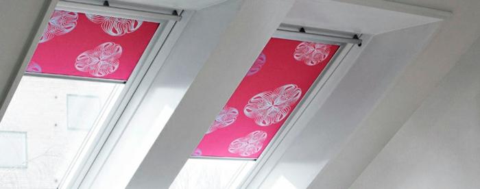 jalousien-für-dachfenster-rosige-schöne-modelle