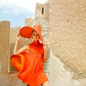 70 attraktive Modelle von Kleid in Orange!