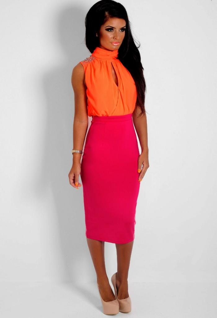 Kleid ruckenfrei otto
