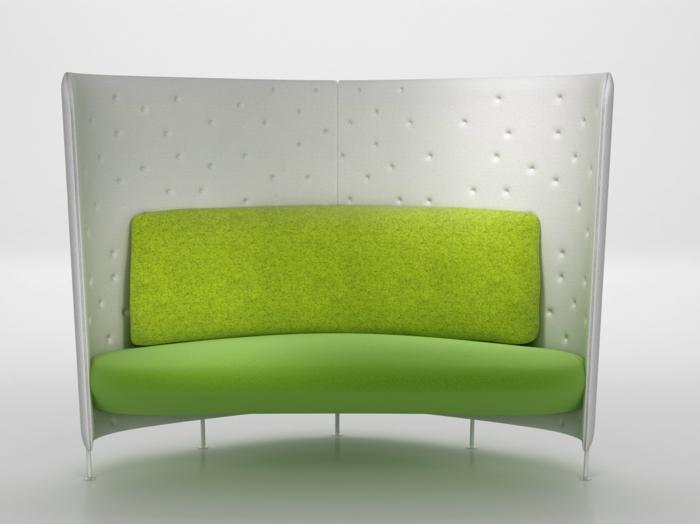 kleines-Sifa-grelle-grüne-Farbe-futuristisch-iralienisches-Design