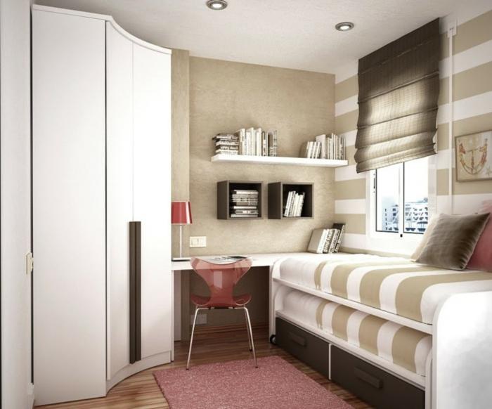 b ro und g stezimmer kombinieren ideen f r einen. Black Bedroom Furniture Sets. Home Design Ideas