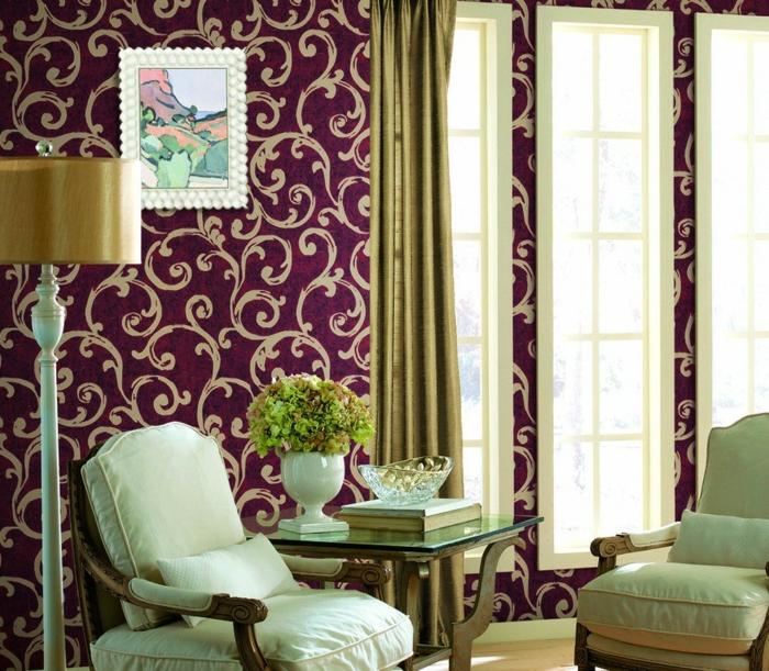 Schlafzimmer Grau Lila Wohnzimmer Gestalten Sofa Auf