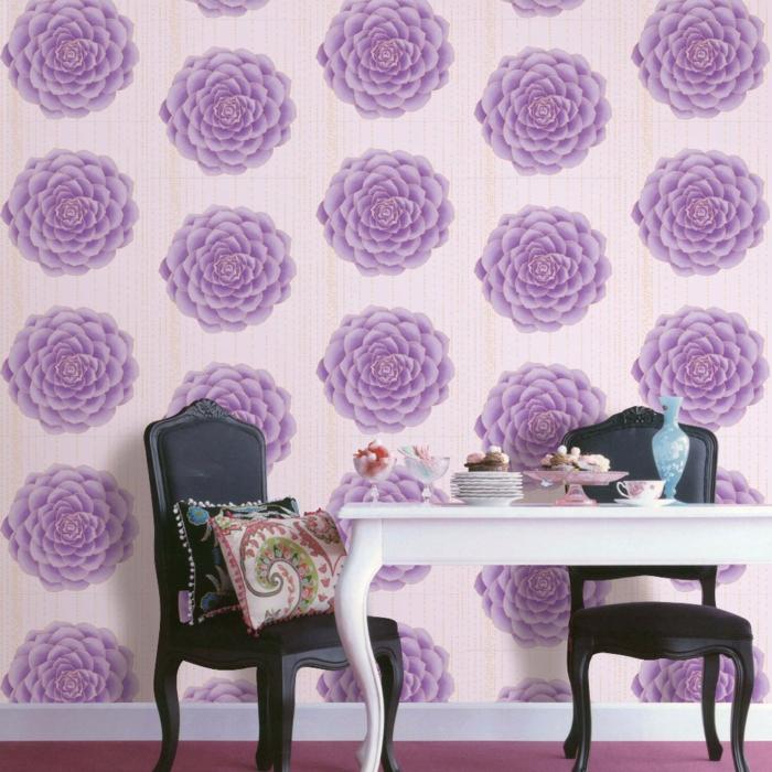 tapetenmuster wohnzimmer modern images best interior. Black Bedroom Furniture Sets. Home Design Ideas