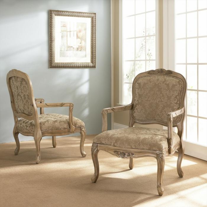luxuriöse-Stühle-klassisches-Modell-asristokratisch