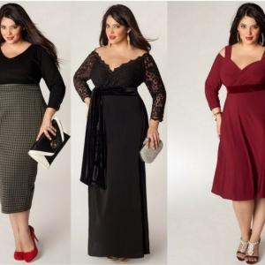 Mode für mollige Damen: 33 Vorschläge