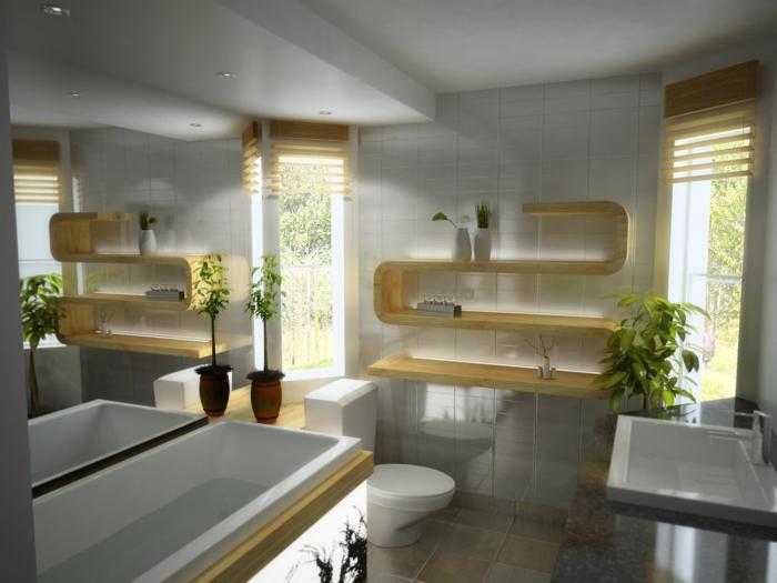 Einige badm bel die besonders praktisch sind for Moderne badeinrichtung