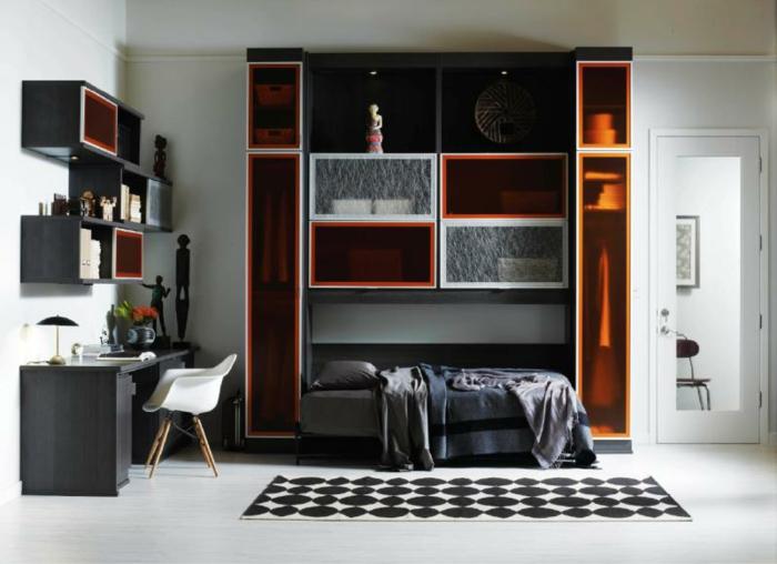 Wohnideen Büro Und Gästezimmer büro und gästezimmer kombinieren ideen für einen perfekten