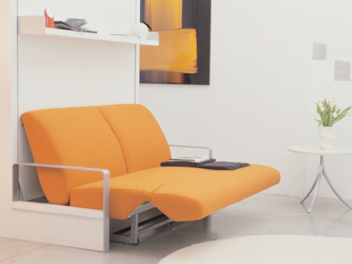 orange-Sofa-modernes-Design-Schlaffunktion