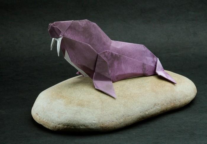origami-tiere-ganz-süß-aussehen