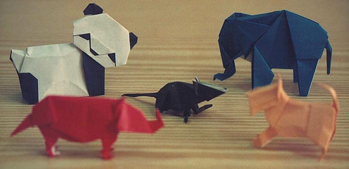 origami-tiere-verschiedene-arten