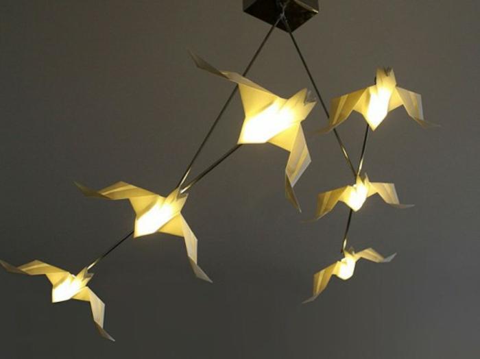 origami-tiere-viele-vögel
