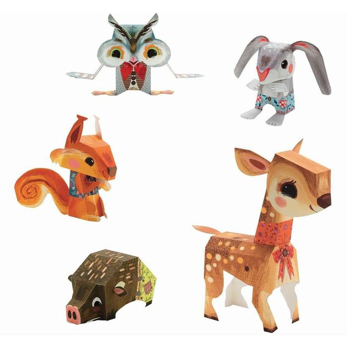 origami-tiere-wunderschönes-buntes-foto
