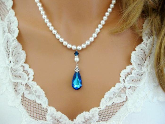 perlen schmuck-wunderschöne-elegante-attraktive-kette