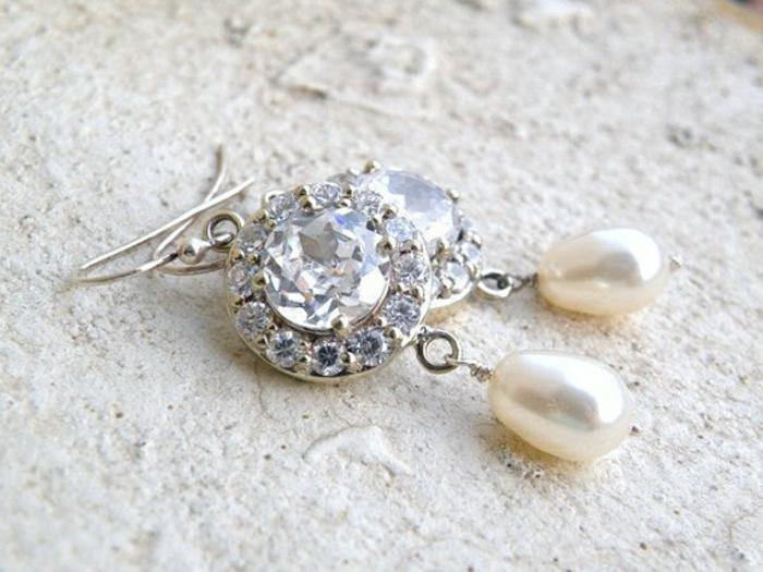 perlen schmuck-zwei-sehr-tolle-ohrringe