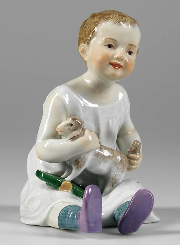 jesus als baby - wunderschöne figuren aus porzellan