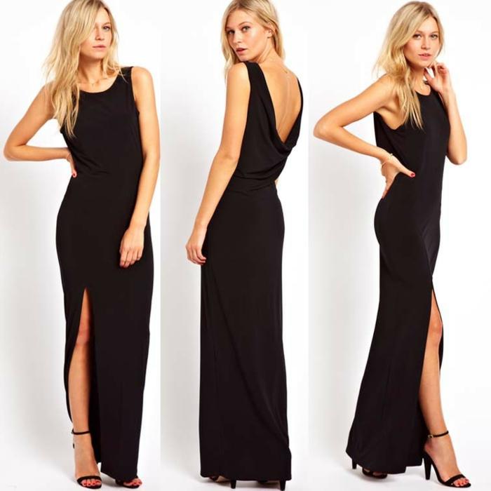 Ein rückenfreies Kleid zieht alle Blicke an! - Archzine.net