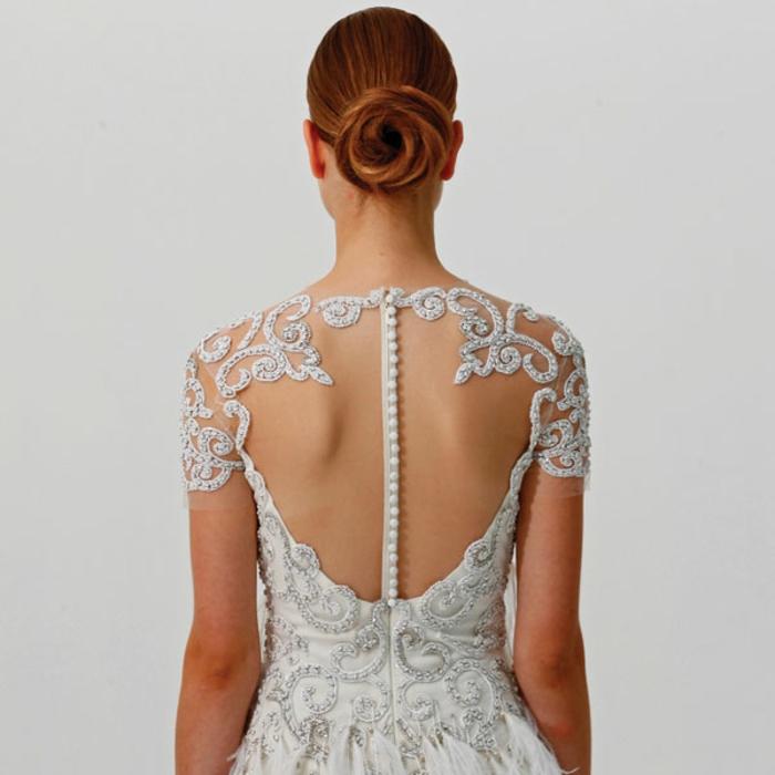 Ein Ruckenfreies Kleid Zieht Alle Blicke An Archzine Net