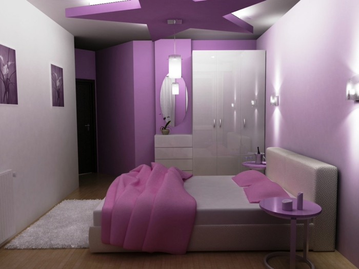 romantisches-bett-kreatie-farbkombination