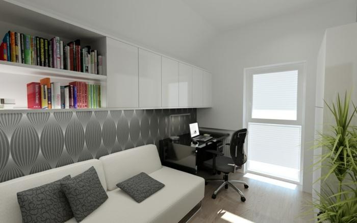 Arbeitszimmer, Büro und Gästezimmer   urbana möbel