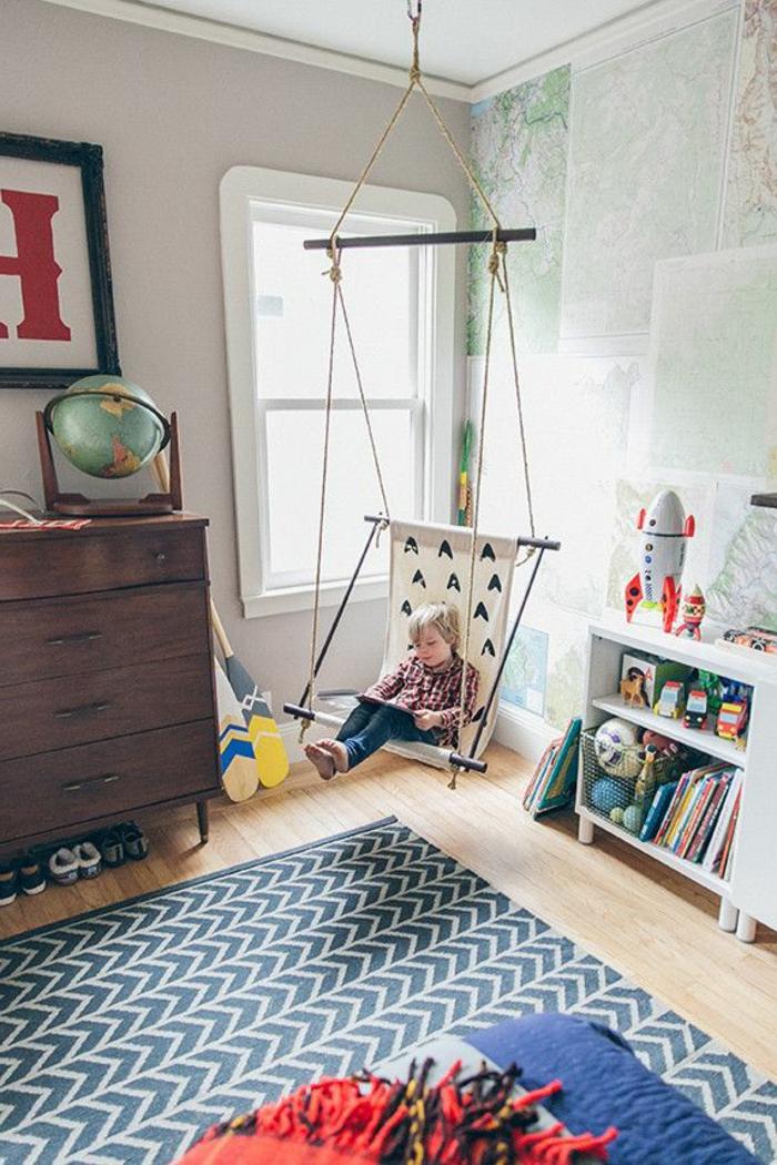 kinderzimmer schaukel beste inspiration f r ihr interior design und m bel. Black Bedroom Furniture Sets. Home Design Ideas