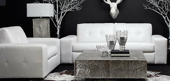 sessel-in-weiß-interessante-moderne-möbelstücke