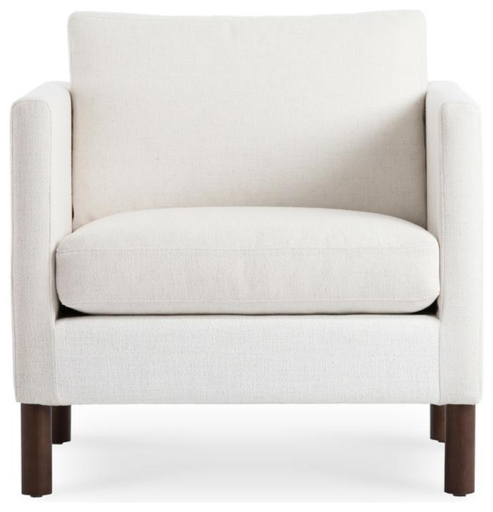 Sessel In Weiß Unpraktisch Oder Glamourös Archzinenet