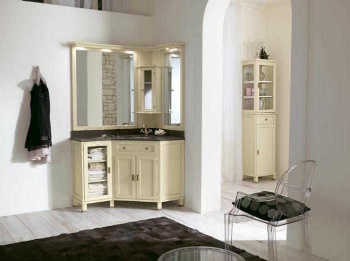 traditionell-holz-Wandschrank-für-Badezimmer