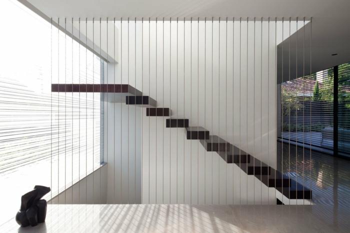 37 Unikale Beispiele Fur Modernes Treppen Design Archzine Net
