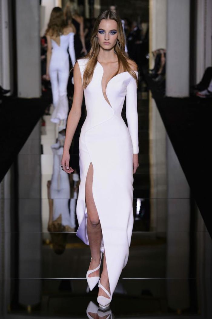 versace-kleider-weiß-elegant