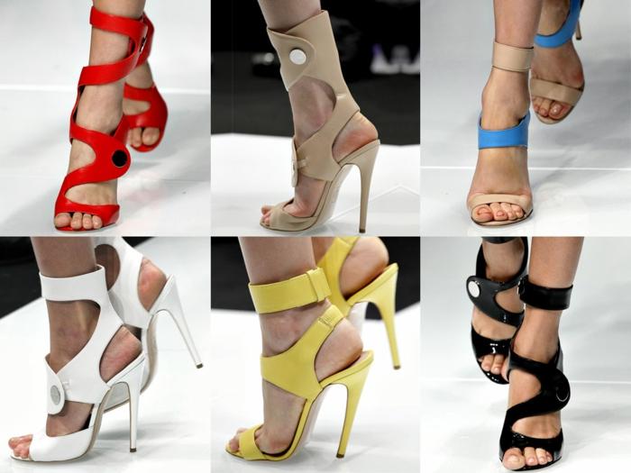 versace-schuhe-sechs-verschiedene-modelle