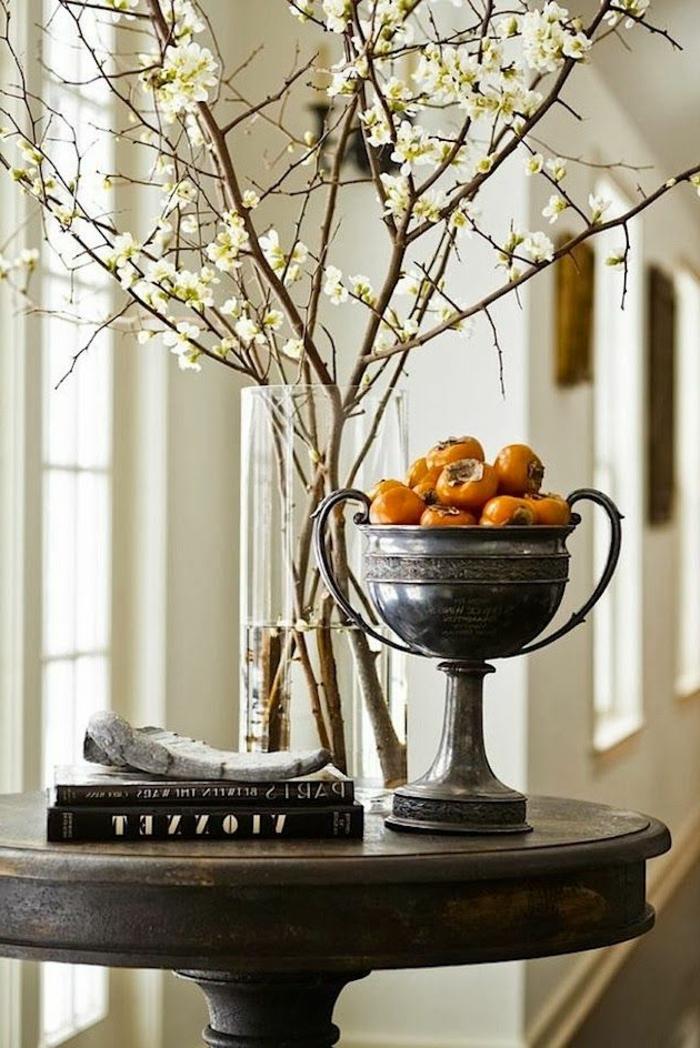 vintage-Einrichtung-runder-Holztisch-Persimmons