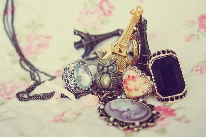vintage-accessoires-kette-ring