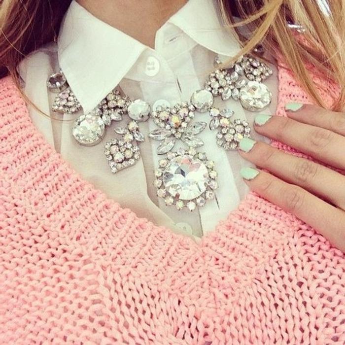 vintage-accessoires-rosig-weiß