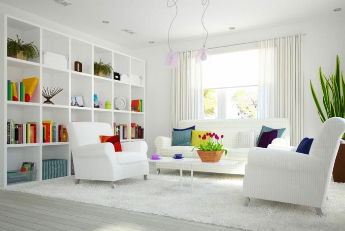 75 super Modelle von Wandschrank für Wohnzimmer! - Archzine.net