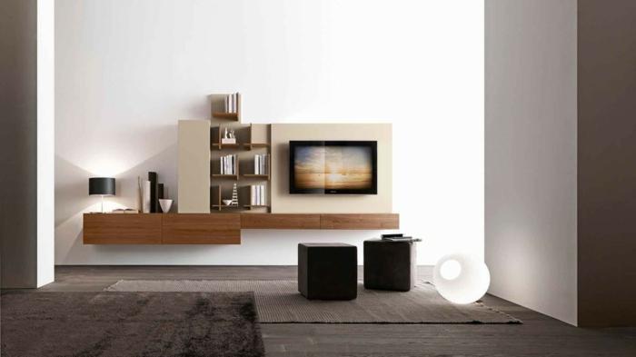 wandschrank-für-wohnzimmer-minimalistisch-und-schön-gestaltet